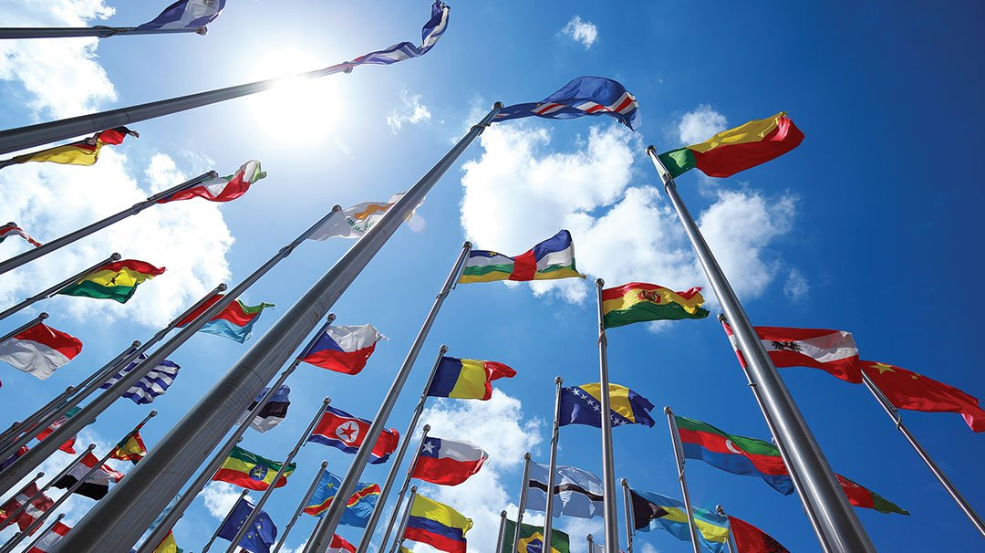 Foreign payments strategy for international businesses