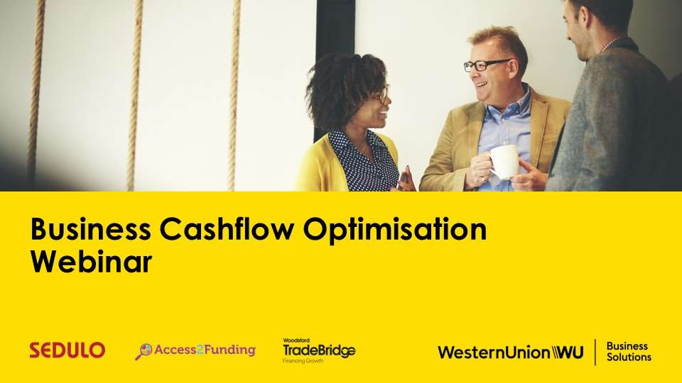 Business Cashflow Optimisation Webinar