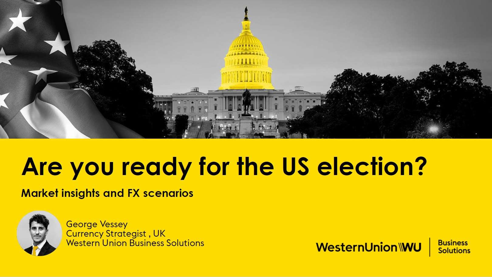 Are you ready for the US elections?