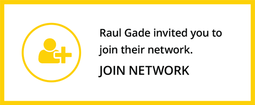 Networking: Create a detailed network profile in a global marketplace
